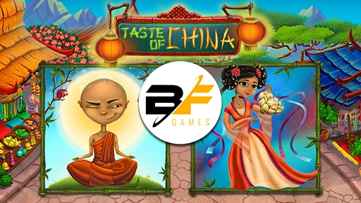 Taste of China from BF games