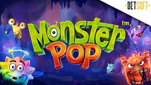 Play online Casino Monster Pop
