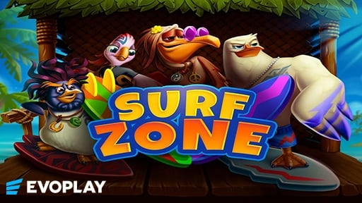 Surf Zone from Evoplay Entertainment