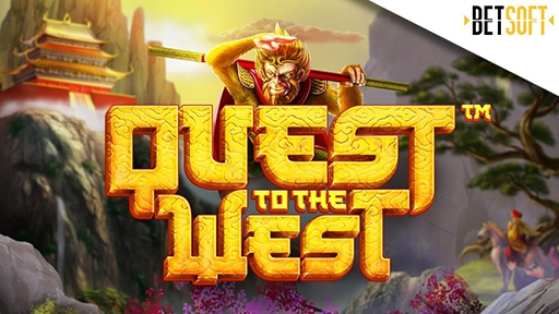Casino 3D Slots Quest To The West