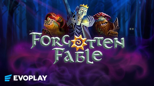 Casino 3D Slots Forgotten Fable