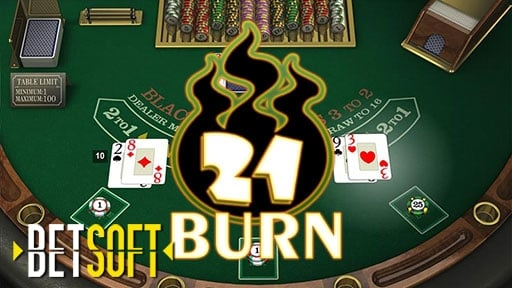 Play online Casino 21 Burn Blackjack