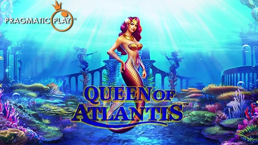 Casino 3D Slots Queen of Atlantis