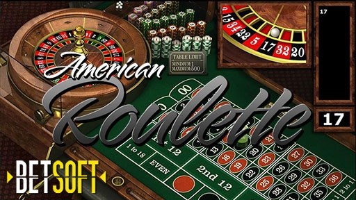 Casino Table Games American Roulette