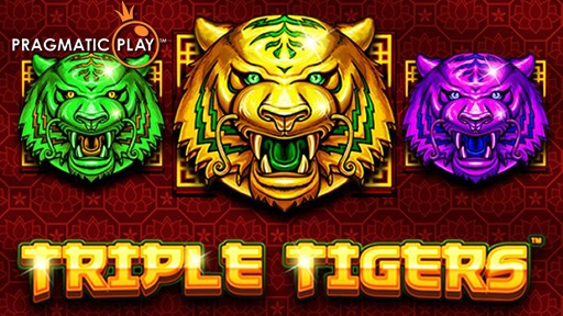 Casino 3D Slots Triple Tigers