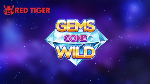 Gems Gone Wild Power Reels from Red Tiger