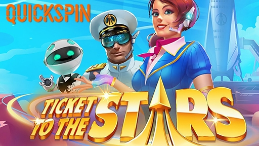 Play online Casino Ticket to The Stars