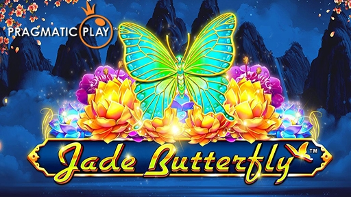 Jade Butterfly from Pragmatic Play