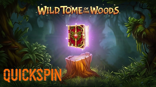 Play online Casino Wild Tome of the Woods