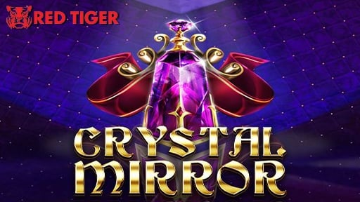 Crystal Mirror from Red Tiger