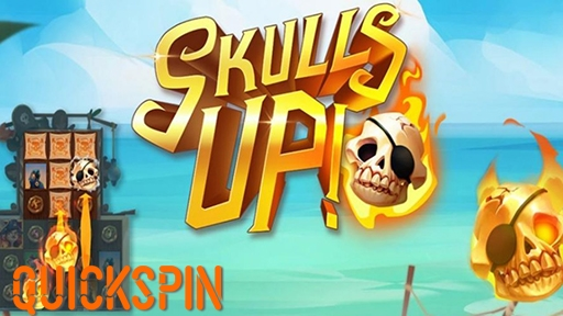 Play online Casino Skulls UP