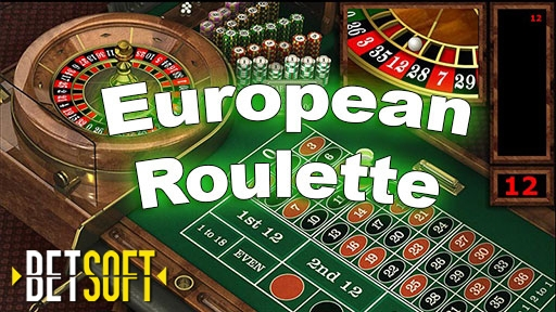 Play casino Table Games European Roulette