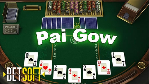 Casino Table Games Pai Gow