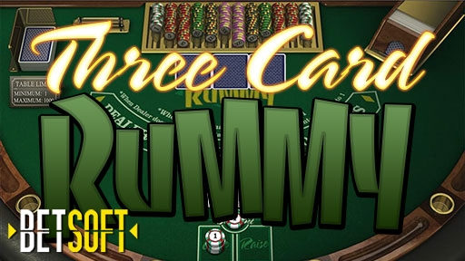 Play online Casino Three Card Rummy