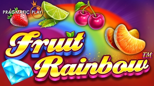 Casino Slots Fruit Rainbow