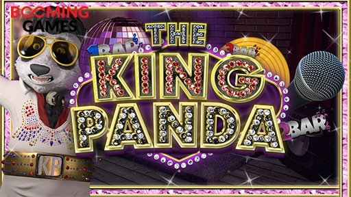 The King Panda from Booming Games