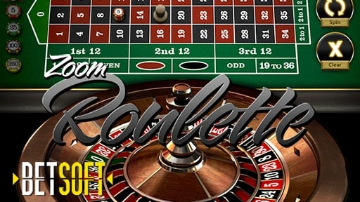 Casino Table Games Zoom Roulette