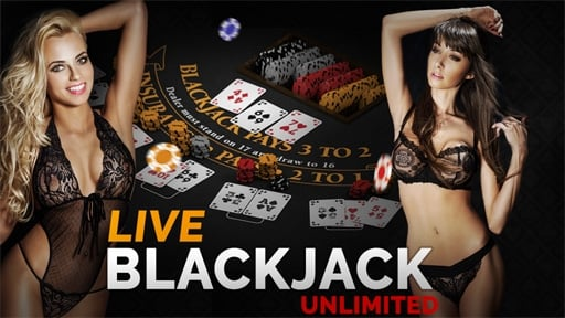 Live Blackjack Unlimited