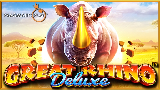 Great Rhino Deluxe from Pragmatic Play