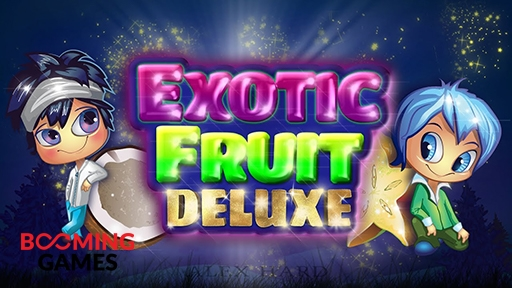 Fruit Deluxe from Booming Games