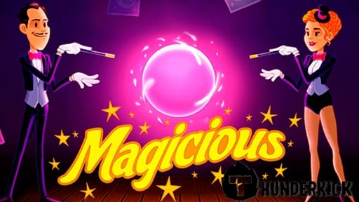 Play online casino Slots Magicious