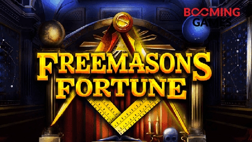 Play online casino 3D Slots Freemasons Fortune