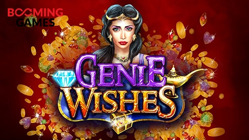 Casino Slots Genie Wishes