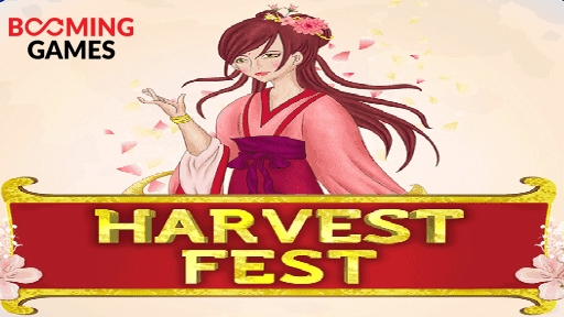 Harvest Fest from Booming Games