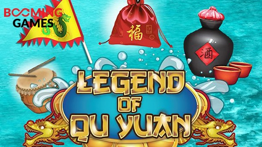 Casino Slots Legend of Qu Yuan