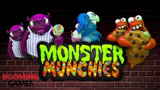 Play online casino Slots Monster Munchies