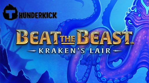 Play online casino Slots Beat the Beast Krakens Lair