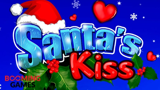 Play online casino 3D Slots Santas Kiss