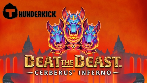 Beat Beast Cerberus Inferno from Thunderkick