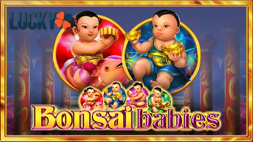 Casino Slots Bonsai Babies