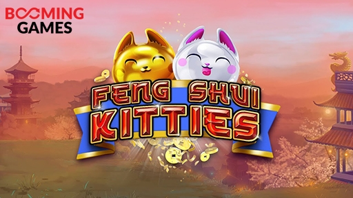 Feng Shui Kitties from Booming Games