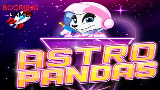 Astro Panda from Booming Games
