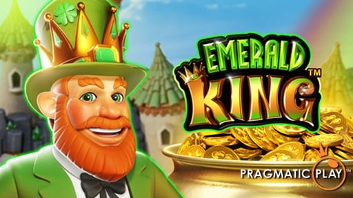 Casino 3D Slots Emerald King