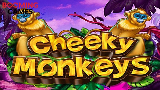 Cheeky Monkeys from Booming Games