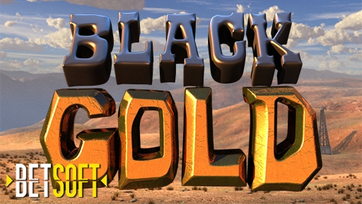 Casino 3D Slots Black Gold