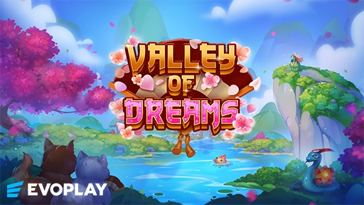Casino 3D Slots Valley of Dreams