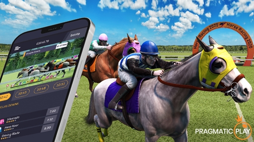 Virtual Horse Racing from Pragmatic Play