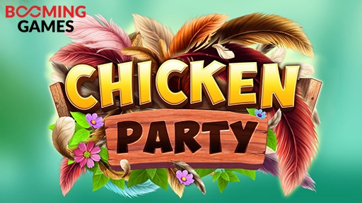 Chicken Party from Booming Games