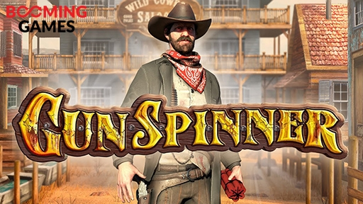 Gunspinner from Booming Games