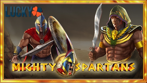 Casino Slots Mighty Spartans