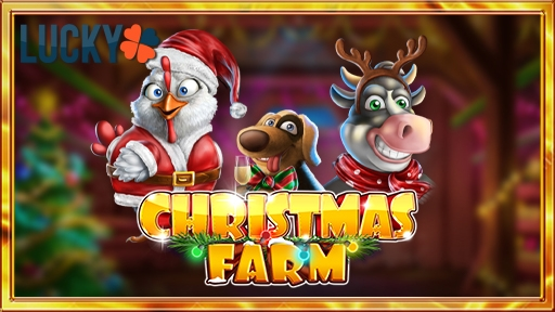 Casino Slots Christmas Farm