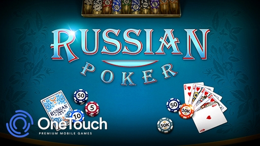 Russian Poker from OneTouch