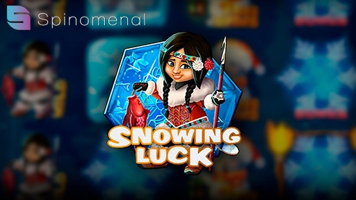 Casino 3D Slots Snowing Luck