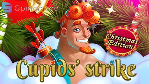 Cupids Strike Christmas