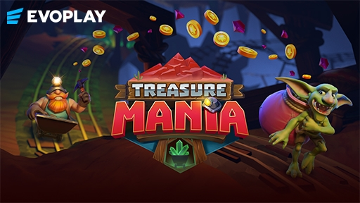 Casino 3D Slots Treasure Mania