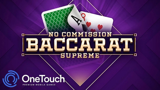 Casino Table Games Baccarat Supreme No Commission